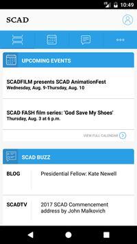 SCAD apk screenshot