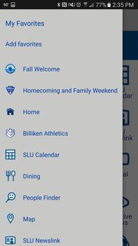 Saint Louis University apk screenshot