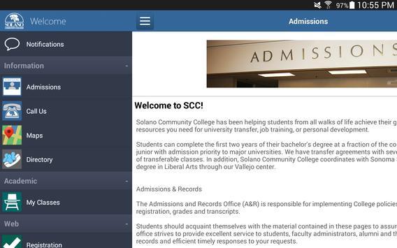 Solano Community College screenshot 6