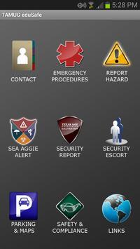TAMUG eduSafe screenshot 1