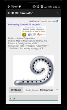 Cochlear Implant Processor apk screenshot