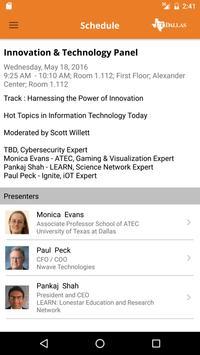 UTDallas IT Summit apk screenshot