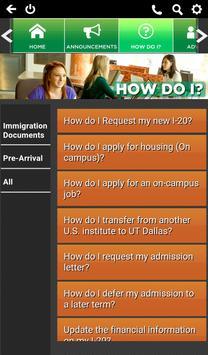 UT Dallas ISSO apk screenshot