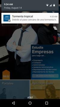 UAA App screenshot 4