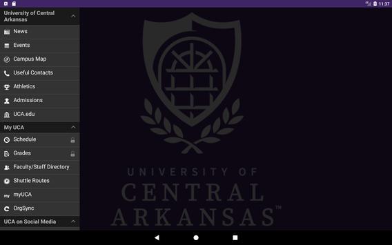University of Central Arkansas screenshot 5