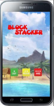 Block Stacker poster
