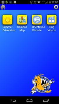 UCSC Orientation poster