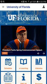 University of Florida 海报