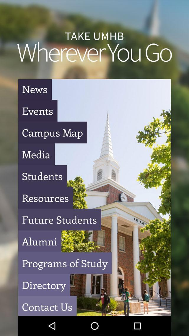 UMHB Cru Mobile for Android - APK Download Umhb Campus Map on wilmington university campus map, dallas baptist campus map, uhd campus map, uw-l campus map, texas a&m university campus map, baylor campus map, sacramento campus map, university of oklahoma campus map, columbus state university campus map, mary washington campus map, university of north texas campus map, missouri western state university campus map, indiana university south bend campus map, sul ross state campus map, lamar university campus map, temple campus map, university of houston campus map, university of mary campus map, ncwc campus map, iowa state university campus map,