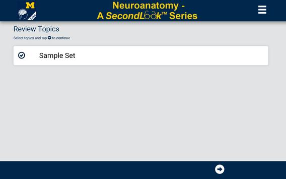 Neuroanatomy Lite - SecondLook apk screenshot