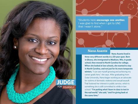 UNC Law Viewbook apk screenshot