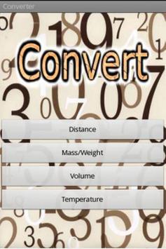 Converter poster