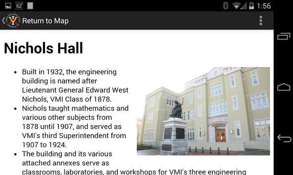 Tour VMI apk screenshot