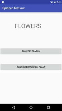 Plant Search poster