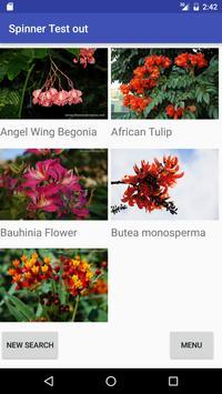 Plant Search screenshot 1