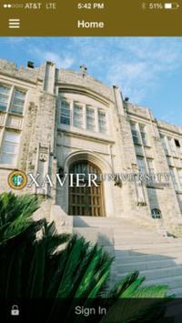 Xavier University of Louisiana poster