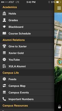 Xavier University of Louisiana apk screenshot