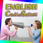 English Words Conversation icon