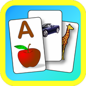Flash Cards & Games For Kids icon