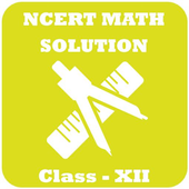 Ncert Math Solution Class 12 icon