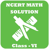 NCERT Math Solution Class 6 icon