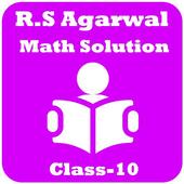 RS Agarwal Class 10 Math Solution icon