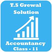 TS Grewal Accountancy Solution Class 11 icon