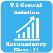 TS Grewal Accountancy Solution Class 11 OFFLINE icon