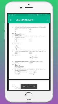 JEE MAIN Solved Papers - Last 11 Years screenshot 4
