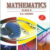 RD Sharma Class 10 Math Solution icon