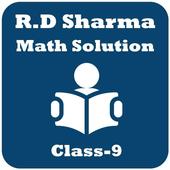 RD Sharma Class 9 Math Solution icon