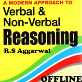 Rs Aggarwal Reasoning- Verbal & Non Verbal-OFFLINE icon