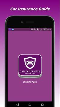 Car Insurance Tips NEW poster