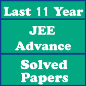 JEE Advance Solved Paper - Last 11 Years icon