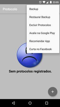 Protocolo apk screenshot