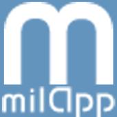 milApp icon