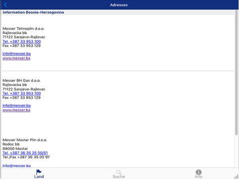 Company Finder screenshot 8