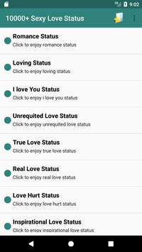 10000+ Sexy Love Status poster