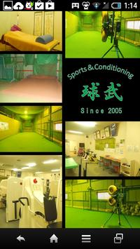 Sports Conditioning Cube poster