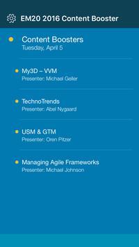 EM20 2016 Content Booster apk screenshot