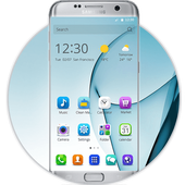 Theme for Samsung S7 edge icon