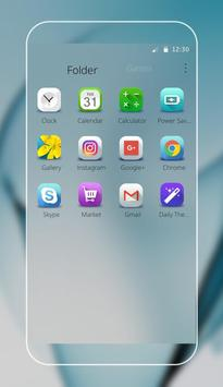Theme for Samsung S7 edge apk screenshot