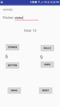 Pitch Tracker apk screenshot