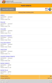 SI.SCO Packing LIST APP screenshot 12