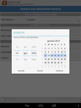 SI.SCO Packing LIST APP screenshot 19