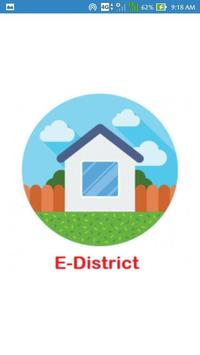 E-District :: Chandigarh poster