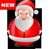 Christmas Santa Claus Photo Frames 2018 icon