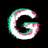 Glitch Photo Maker - Glitch Art & Trippy Effects icon