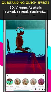 Glitch Photo Maker - Glitch Art & Trippy Effects poster