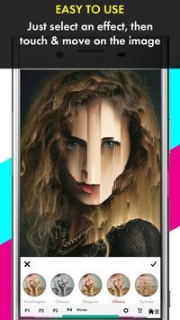 Glitch Photo Maker - Glitch Art & Trippy Effects screenshot 1